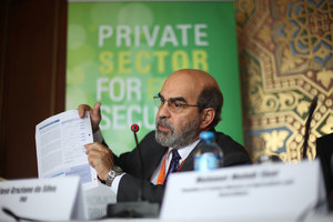 FAO Director-General José Graziano da Silva (Photo: FAO/Ozan Kose)