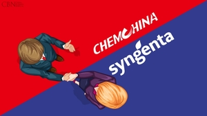 Civil society organisations express their opposition to ChemChina's bid to acquire Syngenta. (Photo: China Business News)