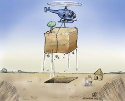 There can be no justifications for land grabbing!-image
