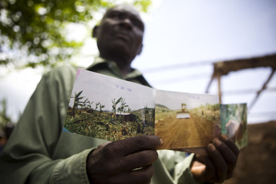 GRAIN releases data set with over 400 global land grabs-image