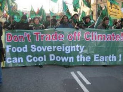 "Climate summit: don't turn farmers into ""climate smart"" carbon traders!-image"
