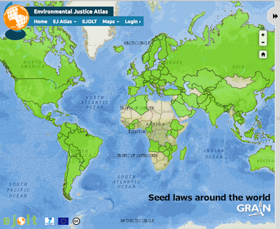Infographic: Seed laws around the world-image