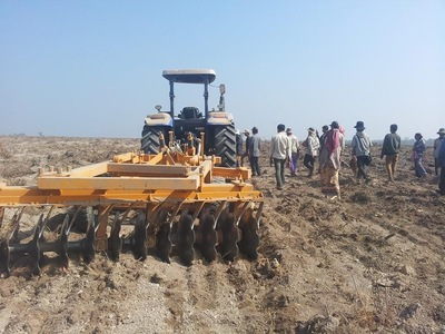 Cambodia: communities in protracted struggle against Chinese sugar companies' land grab -image