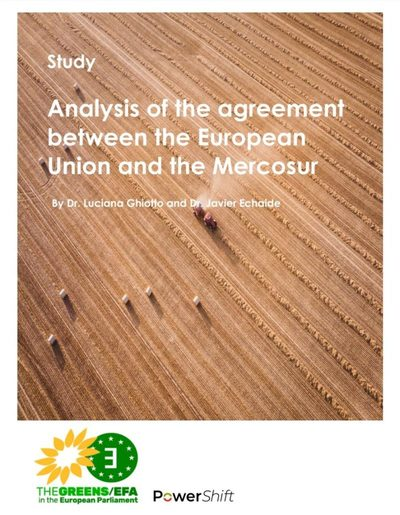 New study on Mercosur: A bad deal for climate and environment-image