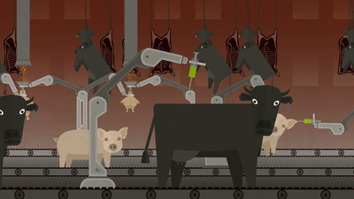 What does factory farming have to do with the climate crisis?-image